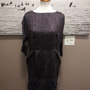 WH100 by Won Hundred Ink Dress in Hero